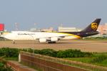 KIMISTONERさんが、台湾桃園国際空港で撮影したUPS航空 747-8Fの航空フォト(写真)