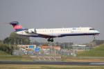 OMAさんが、成田国際空港で撮影したアイベックスエアラインズ CL-600-2C10 Regional Jet CRJ-702の航空フォト(飛行機 写真・画像)