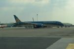 とっちさんが、タンソンニャット国際空港で撮影したベトナム航空 787-9の航空フォト(写真)