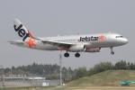 OMAさんが、成田国際空港で撮影したジェットスター・ジャパン A320-232の航空フォト(飛行機 写真・画像)