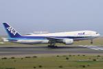yabyanさんが、中部国際空港で撮影した全日空 777-281の航空フォト(写真)