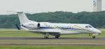 KIMISTONERさんが、台湾桃園国際空港で撮影したプレステージ・ジェット EMB-135BJ Legacyの航空フォト(写真)