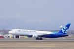 kitayocchiさんが、新千歳空港で撮影したアジア・アトランティック・エアラインズ 767-322/ERの航空フォト(写真)