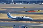 T.Sazenさんが、羽田空港で撮影した海上保安庁 DHC-8-315 Dash 8の航空フォト(飛行機 写真・画像)