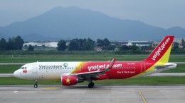 westtowerさんが、ノイバイ国際空港で撮影したベトジェットエア A320-214の航空フォト(写真)