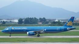 westtowerさんが、ノイバイ国際空港で撮影したベトナム航空 A321-231の航空フォト(写真)