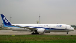 westtowerさんが、ノイバイ国際空港で撮影した全日空 787-9の航空フォト(写真)