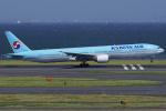 T.sさんが、羽田空港で撮影した大韓航空 777-3B5の航空フォト(写真)