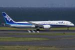 T.sさんが、羽田空港で撮影した全日空 787-9の航空フォト(写真)