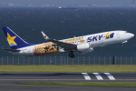 T.sさんが、羽田空港で撮影したスカイマーク 737-86Nの航空フォト(写真)