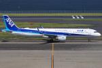 T.sさんが、羽田空港で撮影した全日空 A321-211の航空フォト(写真)