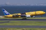 T.sさんが、羽田空港で撮影した全日空 777-281/ERの航空フォト(写真)