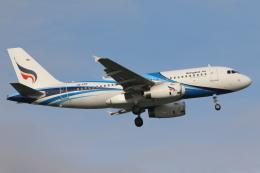 航空フォト:HS-PPR バンコクエアウェイズ A319