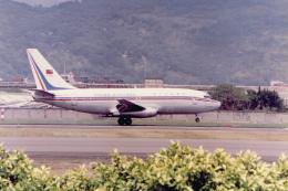 JA8037さんが、台北松山空港で撮影したチャイナエアライン 737-209/Advの航空フォト(飛行機 写真・画像)