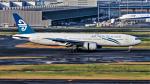 Ocean-Lightさんが、羽田空港で撮影したニュージーランド航空 777-219/ERの航空フォト(写真)
