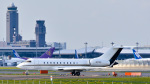 パンダさんが、成田国際空港で撮影したWELLS FARGO EQUIPMENT FINANCE INC BD-700-1A11 Global 5000の航空フォト(写真)