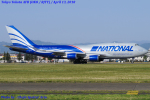 Chofu Spotter Ariaさんが、横田基地で撮影したナショナル・エア・カーゴ 747-428(BCF)の航空フォト(飛行機 写真・画像)