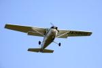 shin10975さんが、鹿児島空港で撮影した新日本航空 172P Skyhawk IIの航空フォト(写真)