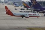 uhfxさんが、関西国際空港で撮影したチェジュ航空 737-82Rの航空フォト(写真)