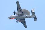 なごやんさんが、岩国空港で撮影したアメリカ海軍 E-2D Advanced Hawkeyeの航空フォト(写真)