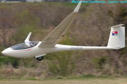 いおりさんが、岡崎滑空場で撮影した日本個人所有 ASW 28-18の航空フォト(飛行機 写真・画像)