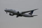 uhfxさんが、関西国際空港で撮影したユナイテッド航空 787-8 Dreamlinerの航空フォト(飛行機 写真・画像)