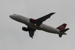 uhfxさんが、関西国際空港で撮影した吉祥航空 A320-214の航空フォト(写真)