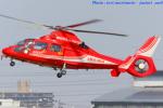 いおりさんが、八尾空港で撮影した大阪市消防航空隊 AS365N3 Dauphin 2の航空フォト(写真)