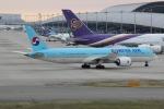 uhfxさんが、関西国際空港で撮影した大韓航空 787-9の航空フォト(飛行機 写真・画像)