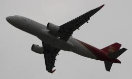 uhfxさんが、関西国際空港で撮影した深圳航空 A320-214の航空フォト(写真)