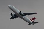 ハピネスさんが、香港国際空港で撮影したキャセイドラゴン A320-232の航空フォト(飛行機 写真・画像)