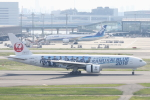 小牛田薫さんが、羽田空港で撮影した日本航空 777-289の航空フォト(写真)