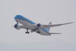 HEATHROWさんが、関西国際空港で撮影したKLMオランダ航空 787-9の航空フォト(写真)
