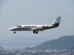 まーたんさんが、高松空港で撮影した読売新聞 560 Citation Encore+の航空フォト(写真)