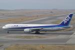 HEATHROWさんが、関西国際空港で撮影した全日空 767-381/ERの航空フォト(写真)