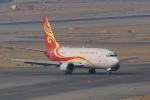 HEATHROWさんが、関西国際空港で撮影した金鵬航空 737-36N(SF)の航空フォト(写真)