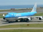 うすさんが、関西国際空港で撮影したKLMオランダ航空 747-406F/ER/SCDの航空フォト(写真)
