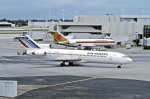 Gambardierさんが、マイアミ国際空港で撮影したエールフランス航空 727-228の航空フォト(写真)