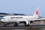 noriphotoさんが、新千歳空港で撮影した日本航空 777-289の航空フォト(写真)