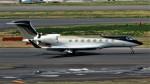 Ocean-Lightさんが、羽田空港で撮影したウィルミントン・トラスト・カンパニー Gulfstream G650ER (G-VI)の航空フォト(写真)