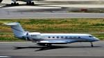 Ocean-Lightさんが、羽田空港で撮影したユタ銀行 Gulfstream G650 (G-VI)の航空フォト(写真)