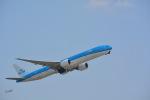 YASUZOさんが、成田国際空港で撮影したKLMオランダ航空 777-306/ERの航空フォト(写真)