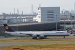 HNANA787さんが、羽田空港で撮影したルフトハンザドイツ航空 A340-642Xの航空フォト(写真)