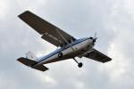 shin10975さんが、鹿児島空港で撮影した新日本航空 172N Ramの航空フォト(写真)