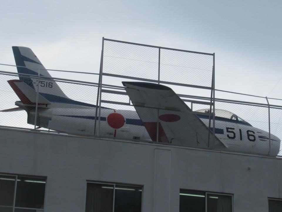 ランチパッドさんの航空自衛隊 North American F-86 Sabre (62-7516) 航空フォト