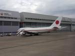 sunrise21さんが、羽田空港で撮影した航空自衛隊 747-47Cの航空フォト(写真)