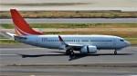 Ocean-Lightさんが、羽田空港で撮影したハンワ・ケミカル 737-7HF BBJの航空フォト(写真)