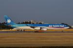 sepia2016さんが、成田国際空港で撮影したエア・タヒチ・ヌイ A340-313Xの航空フォト(写真)