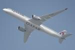 cornicheさんが、ドーハ・ハマド国際空港で撮影したカタール航空 A350-1041の航空フォト(写真)