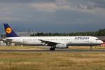 安芸あすかさんが、フランクフルト国際空港で撮影したルフトハンザドイツ航空 A321-231の航空フォト(写真)